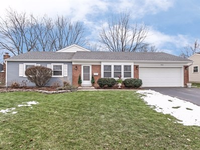 422 Abbington Place, Schaumburg, IL 60194 - MLS#: 10151204