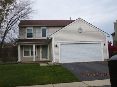 1341 Chesterfield Lane, Grayslake, IL 60030 - #: 10151342