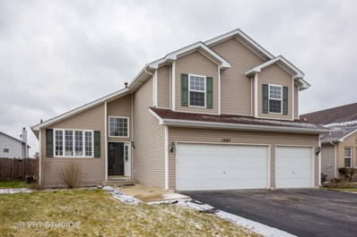 1207 Betty Drive, Plainfield, IL 60586 - #: 10151441