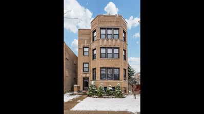 6150 N Rockwell Street UNIT 1, Chicago, IL 60659 - #: 10151456