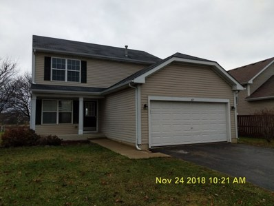 417 Grape Vine Trail, Oswego, IL 60543 - #: 10151748