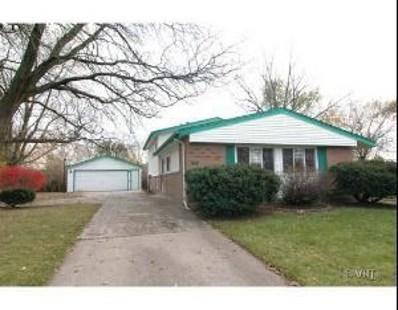 3 Kentucky Court, Park Forest, IL 60466 - MLS#: 10151769