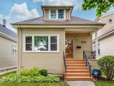 4533 N Meade Avenue, Chicago, IL 60630 - #: 10152045
