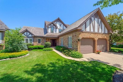 54 Chesterfield Court, Burr Ridge, IL 60527 - #: 10152111