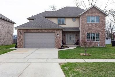 8537 Leamington Avenue, Burbank, IL 60459 - MLS#: 10152181