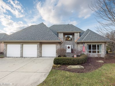 1201 Fox Trail Court, Naperville, IL 60540 - #: 10152329