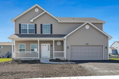 2901 Brett Drive, New Lenox, IL 60451 - #: 10152372