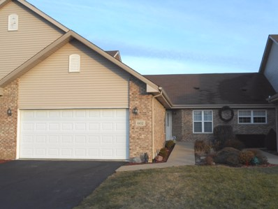 602 Enclave Lane, Manteno, IL 60950 - MLS#: 10152427