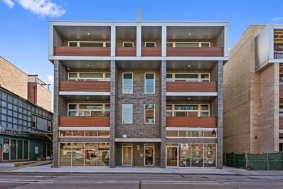 2831 N Halsted Street UNIT 3E, Chicago, IL 60657 - MLS#: 10152505