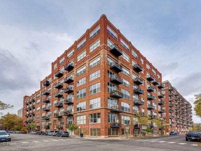 1500 W Monroe Street UNIT 727, Chicago, IL 60607 - MLS#: 10152545