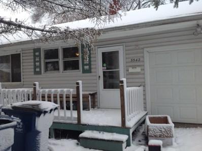 3542 Morgan Street, Steger, IL 60475 - #: 10152646