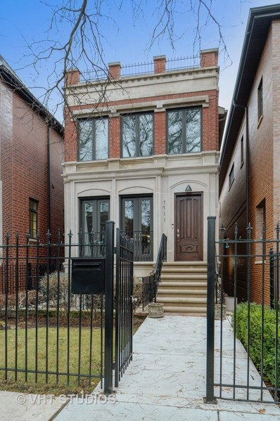 1711 W Wrightwood Avenue, Chicago, IL 60614 - #: 10152807