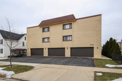 1258 Brown Street UNIT 102, Des Plaines, IL 60016 - MLS#: 10152894