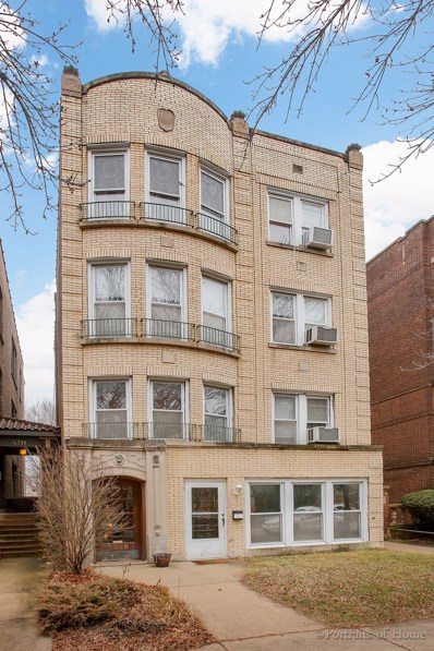 4309 N Damen Avenue UNIT 3, Chicago, IL 60618 - #: 10152946
