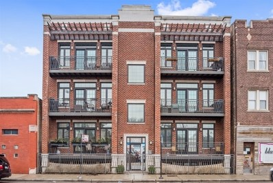 1951 W Belmont Avenue UNIT 3E, Chicago, IL 60657 - #: 10153004