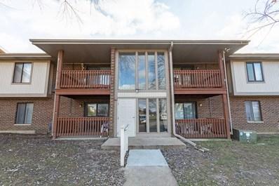 605 Garden Circle UNIT 1, Streamwood, IL 60107 - #: 10153011