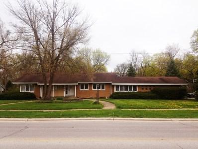 2516 Flossmoor Road, Flossmoor, IL 60422 - #: 10153051
