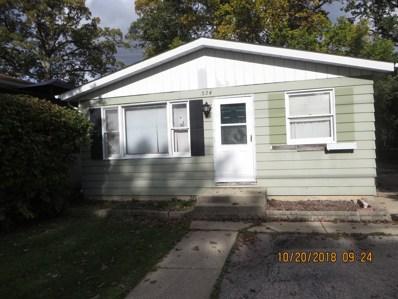 324 E Clarendon Drive, Round Lake Beach, IL 60073 - MLS#: 10153338