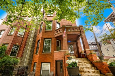2744 N Bosworth Avenue UNIT 1W, Chicago, IL 60614 - MLS#: 10153342