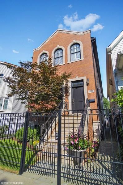 3509 N Hoyne Avenue, Chicago, IL 60618 - #: 10153433