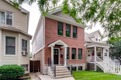 4343 N Hamlin Avenue, Chicago, IL 60618 - #: 10153687