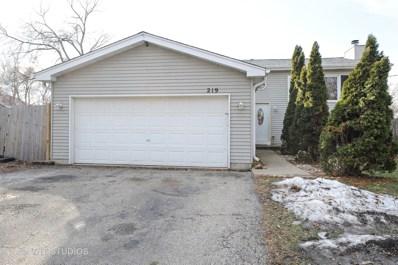 219 W Riverside Drive, Lakemoor, IL 60051 - MLS#: 10153791