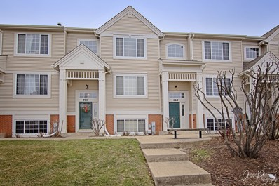 469 Cary Woods Circle UNIT 469, Cary, IL 60013 - MLS#: 10153963
