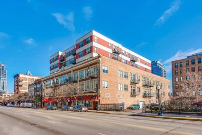 1631 S Michigan Avenue UNIT 608, Chicago, IL 60616 - MLS#: 10154060