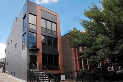 1012 N Paulina Street UNIT 2, Chicago, IL 60622 - #: 10154113