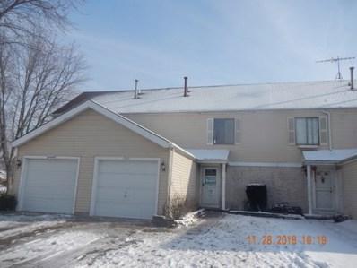 22431 Hamilton Drive, Richton Park, IL 60471 - #: 10154138