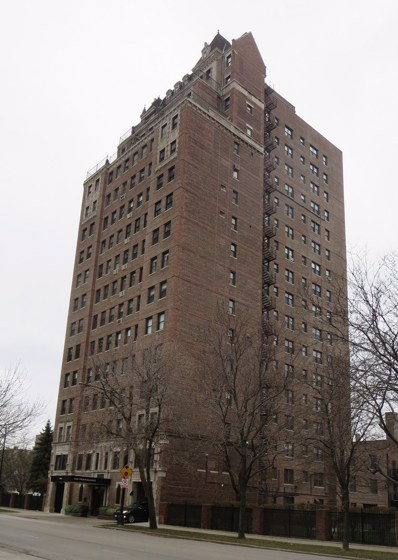 5510 N Sheridan Road UNIT 8A, Chicago, IL 60640 - #: 10154151
