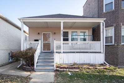 2103 N Natchez Avenue, Chicago, IL 60707 - #: 10154370