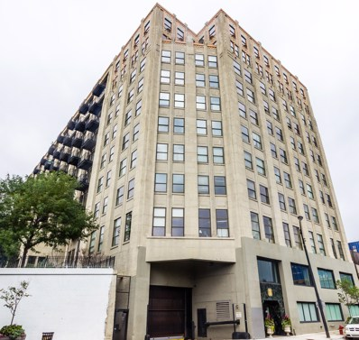 1550 S Blue Island Avenue UNIT 1122, Chicago, IL 60608 - MLS#: 10154374