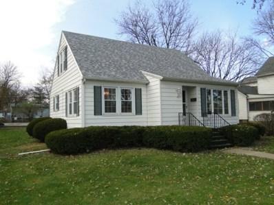 310 N Thomas Street, Gilman, IL 60938 - MLS#: 10154473