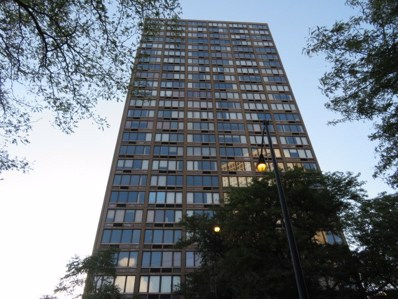 5320 N Sheridan Road UNIT 2110, Chicago, IL 60640 - #: 10154486