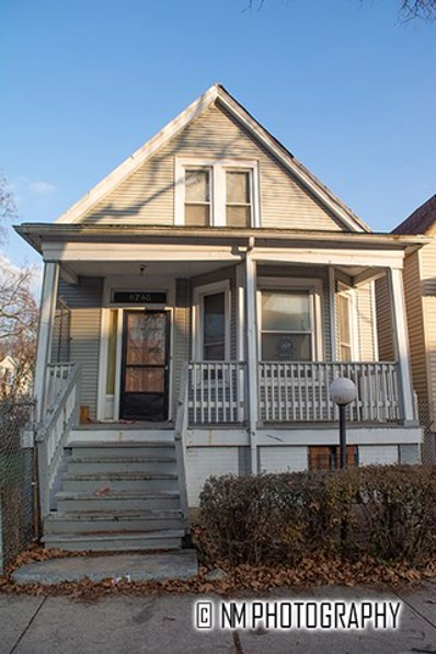 6745 S Throop Street, Chicago, IL 60636 - MLS#: 10154487