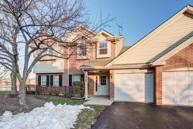 1320 E Evergreen Drive UNIT 2, Palatine, IL 60074 - #: 10154546