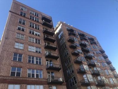 500 S Clinton Street UNIT 817, Chicago, IL 60607 - MLS#: 10154673