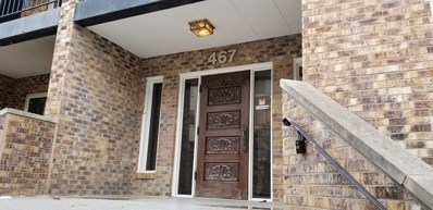 467 Hiawatha Trail UNIT 408, Wood Dale, IL 60191 - #: 10154745