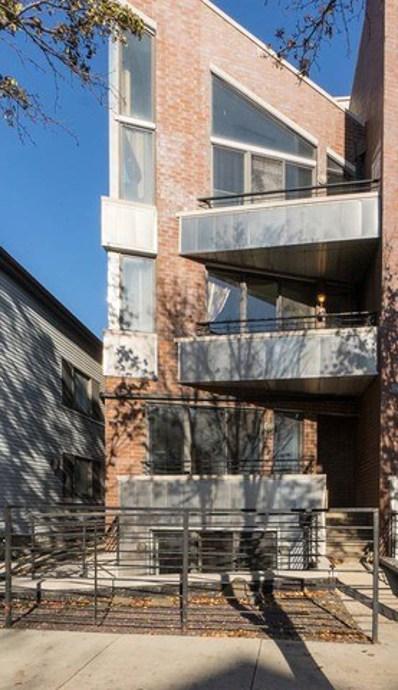 1360 W Hubbard Street UNIT 1W, Chicago, IL 60642 - MLS#: 10154747