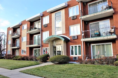 4754 W 101ST Street UNIT 1B, Oak Lawn, IL 60453 - MLS#: 10154802