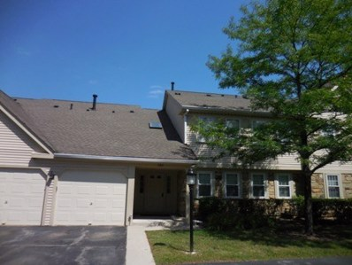 304 Glasgow Lane UNIT W1, Schaumburg, IL 60194 - #: 10154892