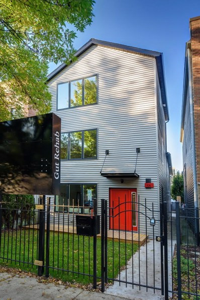 1726 W Huron Street, Chicago, IL 60622 - MLS#: 10154960