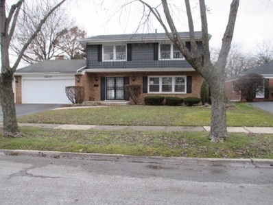 18110 Cherrywood Lane, Homewood, IL 60430 - MLS#: 10155182