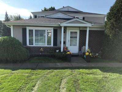 1593 Quaker Lane UNIT 105A, Prospect Heights, IL 60070 - #: 10155233