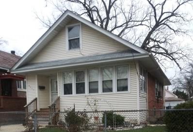 8837 S Elizabeth Street, Chicago, IL 60620 - #: 10155247