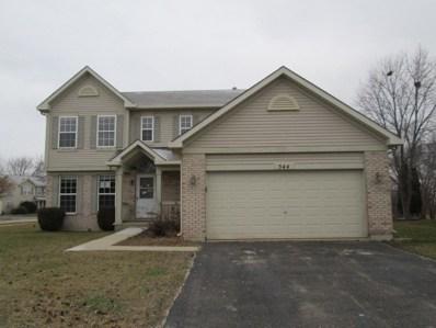 544 Kathleen Drive, Romeoville, IL 60446 - #: 10155261