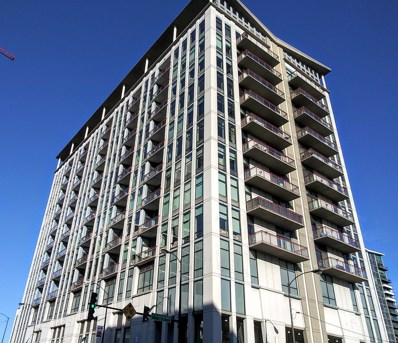 740 W Fulton Street UNIT 1204, Chicago, IL 60661 - MLS#: 10155266