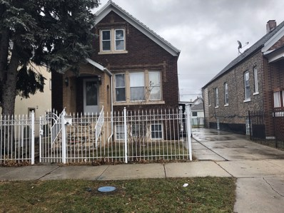 5321 S Washtenaw Avenue, Chicago, IL 60632 - MLS#: 10155383