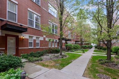 519 Chicago Avenue UNIT H, Evanston, IL 60202 - #: 10155423